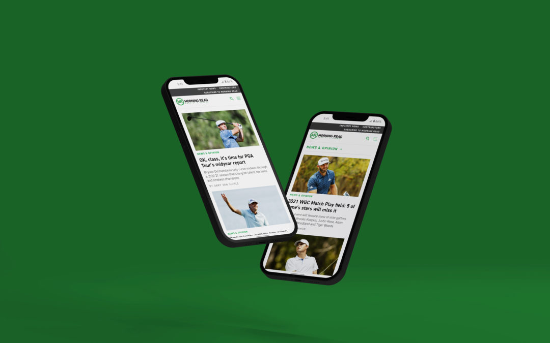 A Central Source for All Things Golf